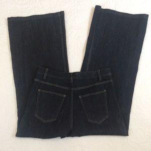 Derek Lam | High Rise Wide Leg Blue Jeans EUC